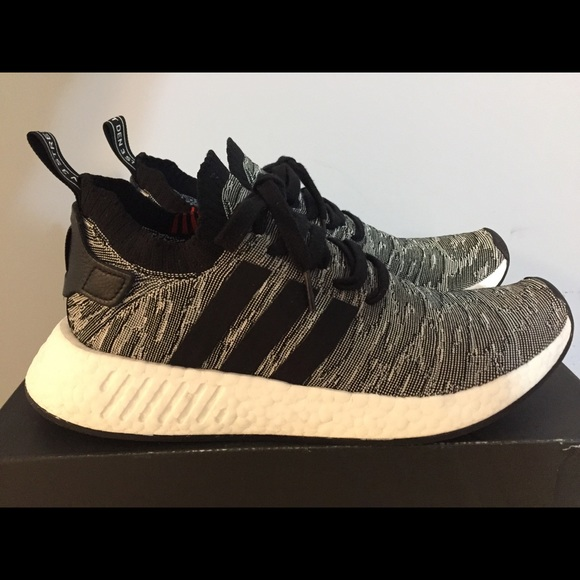 reputable site af9b1 64ced Adidas NMD R2 Prime Knit (US 9.5)